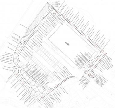 Davis Landscape Architects Witham Commercial Landscape Architect Design Technical Planting Plan