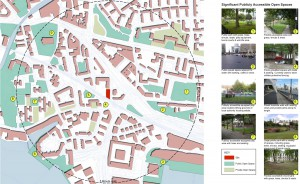 Davis Landscape Architects Salter Street London Mixed Use Landscape Architect Open Space Assesment