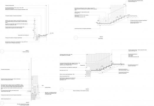 Davis Landscape Architects Little Heath Residential Landscape Architect Design Technical Section