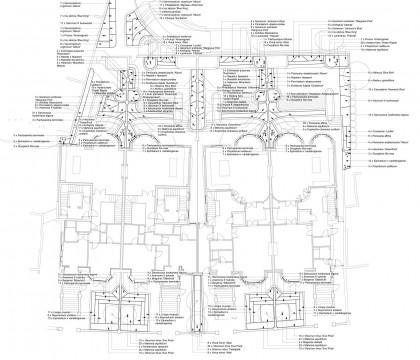 Davis Landscape Architects Belsize Park London Residential Landscape Architect Technical Planting Plan