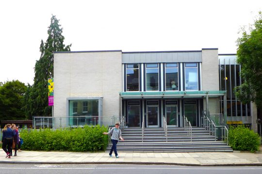 Davis Landscape Architecture 90 Hills Road Cambridge Commercial Landscape Architect Site Frontage
