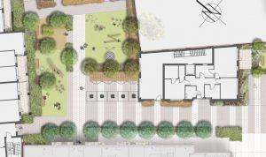Davis Landscape Architecture Bow Road London Thumbnail