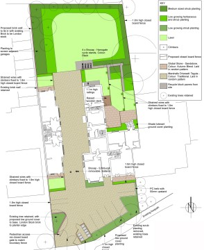 Davis Landscape Architecture Addiscombe Road Landscape Architects Plan Planning