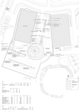 Davis Landscape Architecture Chelmsford Business Park Plots L Landscape Architect Plan
