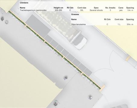 Davis Landscape Architecture Chequers Court Huntingdon Public Realm Landscape Design Architect Planting Plan Planning