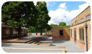Davis Landscape Architecture Stanley Primary School Teddington Richmond London Landscape Complete Court Yard Icon