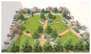 Davis Landscape Architecture London Landscape Architects