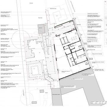 0302 Davis Landscape Architecture Vauxhall City Farm Lambeth Public Space Landscape Architect Design Constrution Plan