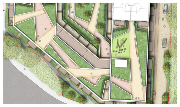 Former Honda Site, Southall, Ealing, London. Landscape Architects ...