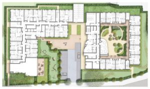 Davis Landscape Architecture Knowles House Brent London Residential Masterplan Landscape Design Detail Planning Rendered Icon