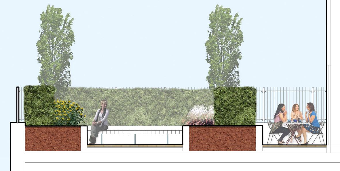 Davis Landscape Architecture Hollybush Place Bethnal Green Tower