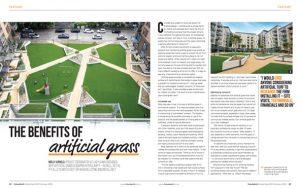 180112 St Luke's Designed by Landscape Architect Davis Landscape Architecture in FutureArch Magazine