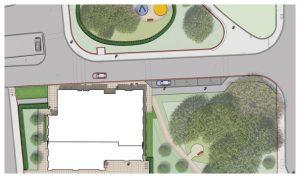 Davis Landscape Architecture Westbury Estate Clapham Lambeth London Residential Rendered Plan Landscape Architect Design Planning Icon