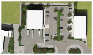 Davis Landscape Architecture Unit 21 27 Witham Essex Commercial Landscape Architect Design Planning Rendered Plan Icon