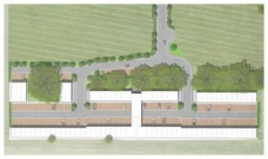 Davis Landscape Architecture Evolve Colchester Essex Render Masterplan Office Landscape Architect Design Icon