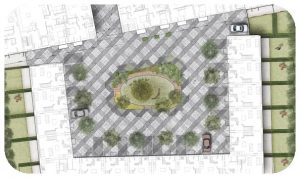 Davis Landscape Architecture Leathrhead Road Chessington Kingston London Render Plan Residential Landscape Architect Design Icon