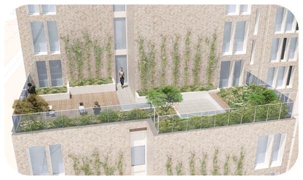New Kent Road Southwark Davis Landscape Architecture