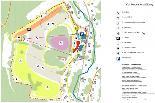 Davis Landscape Architects Hotel Neptune Czech Republic Landscape Design Architect Concept Proposal Complete