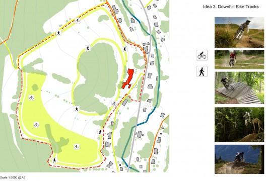 Davis Landscape Architects Hotel Neptune Czech Republic Landscape Architect Design Concept Proposal Cycle