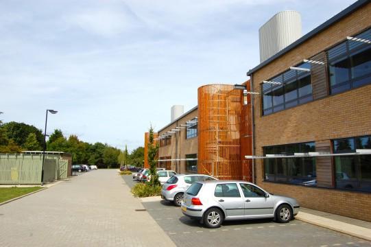 Davis Landscape Architecture Chesterford Research Park Science Village Landscape Architect Complete Car Park Parking