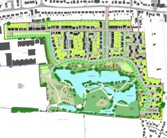 Davis Landscape Architecture Star Lane Ph2 Residential Landscape Architects Design Site Wide Masterplan Outline Planning