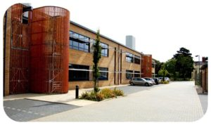 Davis Landscape Architecture Chesterford Research Park Essex Science Village Landscape Complete Car Park Paving Icon