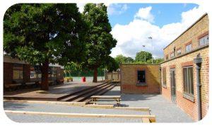 Davis Landscape Architecture Stanley Primary School Teddington Richmond London Landscape Complete Court Yard Icon