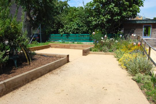 Davis Landscape Architecture Vauxhall City Farm Lambeth Public Space Landscape Architect Design Outdoor Classroom
