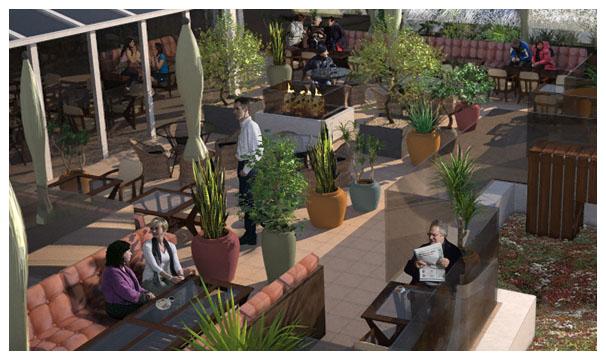 vintry mercer hotel mansion house davis landscape architecture. Black Bedroom Furniture Sets. Home Design Ideas
