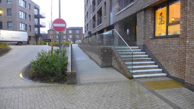 Davis Landscape Architecture Marine Wharf Bermondsey London Residential Landscape Architect Design Home Zone Construction