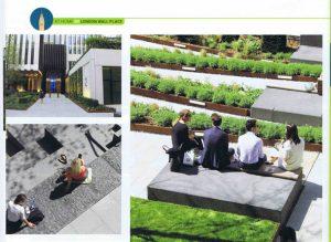 180515 Davis Landscape Architecture London Wall Place in Landscape Insight