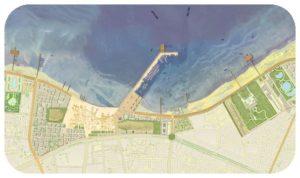 Davis Landscape Architecture Al Wakrah Waterfront Competition Qatar Masterplan Landscape Architect Masterplan Icon