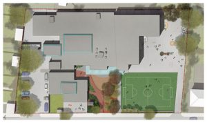 Davis Landscape Architecture Gordon Infant School Ilford Redbridge London Landscape Architect Design Icon
