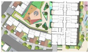 Davis Landscape Architecture London Road Wembley Brent London Render Masterpaln Residential Landscape Architect Design Icon