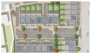 Davis Landscape Architecture Kingsbridge Barking London Render Plan Residential Landscape Architect Design Icon