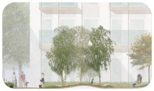 Davis Landscape Architecture Summit Court Kilburn Brent London Residential Play Landscape Architect Design Planning Section