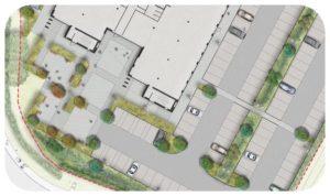 Davis Landscape Architecture Maurice Wilkes Building Cambridge Office Landscape Architect Design Planning Icon